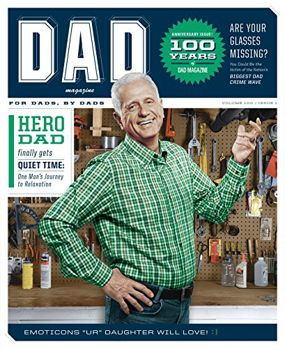Dad Magazine: America's #1 Magazine for 'Pop' Culture