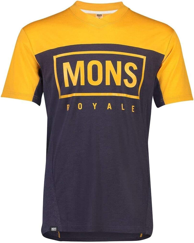 SS19 Mons Royale Redwood Enduro VT T-Shirt