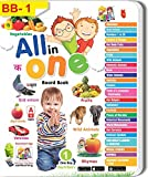 Buy One Get One Free of My First Board Book All In One for Kids by Aadi Learning Arena