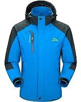MICKYMIN Waterproof Jacket Mens Raincoats...