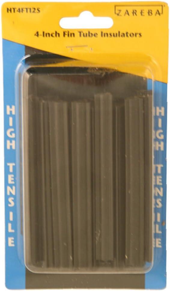 Zareba HT4FTI200 4-Inch Fin Tube Insulator