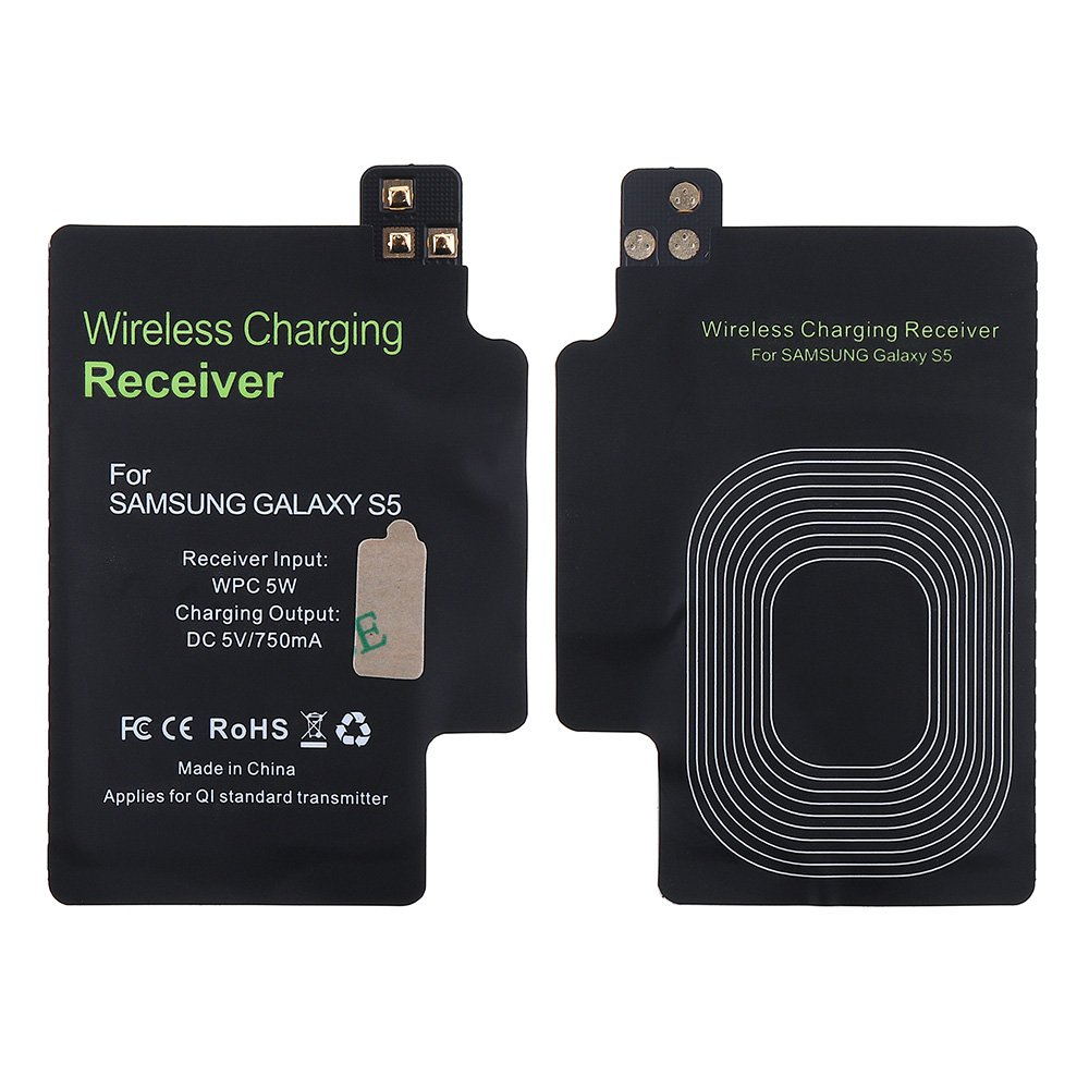 DiGiYes Qi Standard Wireless Charger Receiver Module for Samsung Galaxy S5 i9600 i9700
