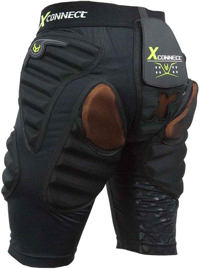 Men Demon Snow Flex Force Short D3O Snowboard Protection
