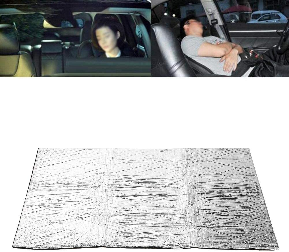 40inch 10mm Car Sound Proofing Foam Vehicle Heat Insulation Mat Waterproof Makes Car Sound Suppression KIMISS Automotive Sound Deadener 24