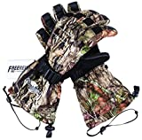 Flambeau 3.7V Rechargeable Heated Gloves, Mossy Oak Break-Up Country Camo (Small)