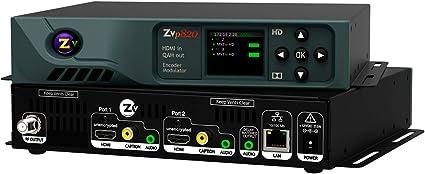 ZeeVee ZvPro820 HD Video Distribution QAM Modulator Over Coax 1080p