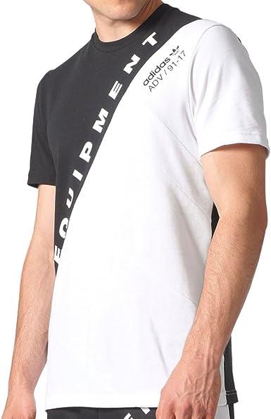 Conejo Marcar Circulo  Adidas EQT Rose City T-Shirt at Amazon Men's Clothing store