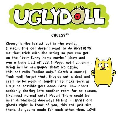 Uglydoll Clip On Cheesy 5