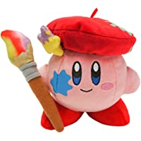 """Little Buddy 1460 Kirby of The Stars Collection: Kirby Artist 6"""" Plush"""