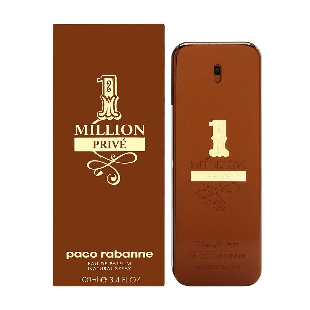 1 Million Prive by Paco Rabanne for Men 3.4 oz Eau de Parfum Spray by Paco Rabanne
