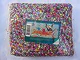 Confetti Multicolor Bondy Fiesta Mexican Confetti 12oz bag ;#by:lesliespartysupply