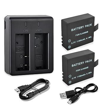 SJ4000 Recargable & Cargador: Amazon.es: Electrónica