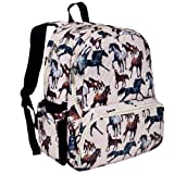 Wildkin Kids 17 Inch Backpack for Boys and Girls, Perfect Size for Middle, Junior High, and High School, Patterns Coordinate with Our Lunch Boxes and Duffel Bags