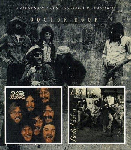 Dr Hook -  Sloppy Seconds/Belly Up/Dr - Amps Roland Rock