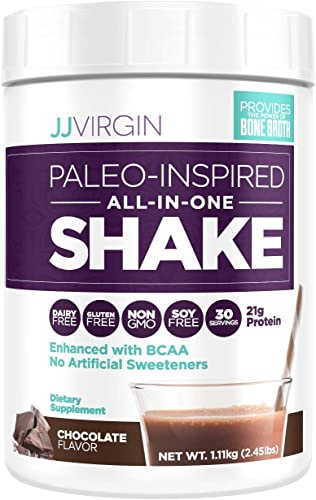 The Virgin Diet All-in-One Shake 2.45 LBS Chocolate