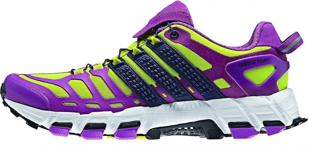 meet 1cb0c c7917 adidas Adistar Raven 3 Women de Trail Zapatillas de Running - SS15,  Violeta Amazon.es Deportes y aire libre