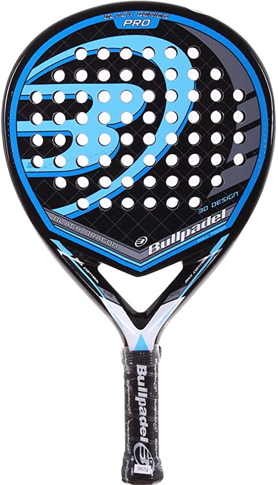 BULLPADEL BLACK DRAGON: Amazon.es: Deportes y aire libre