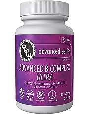 Advanced B Complex Ultra, 60 tablets