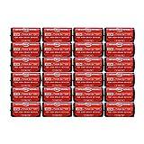 SureFire SF12-BB 123A 3-Volt CR123 Lithium Batteries - 24 Pack