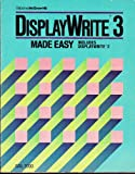 DisplayWrite 3 Made Easy, Gail Todd, 0078811740