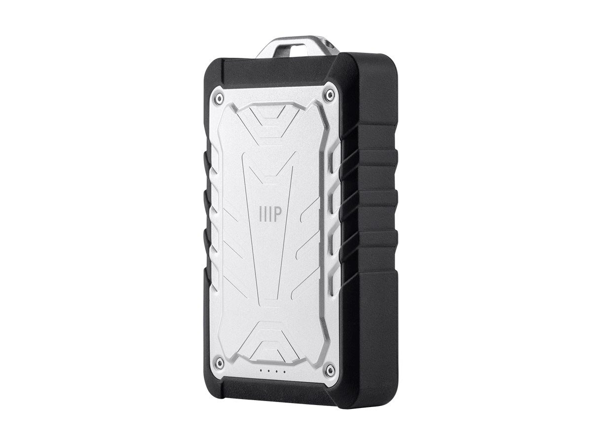 Monoprice IP65 Rugged Power Bank, 10050 mAh LG Lithium Ion Cell (114576)