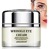 Eye Cream,Eye Gel,Anti-Aging Eye Cream - Minimizes Fine Lines, Reduces Puffiness & Dark Circles, Anti Aging Skin Nourishes Skin & Fights Wrinkles Night and Day Moisturizing Cream
