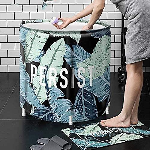 バスバレル大人浴槽バレル本体折りたたみ家庭用バブルタブ子供70cm * 65cm,G