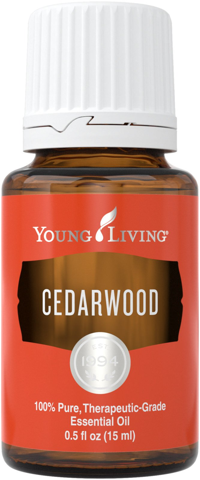 Cedarwood Essential Oil 15ml by Young Living Essential Oils