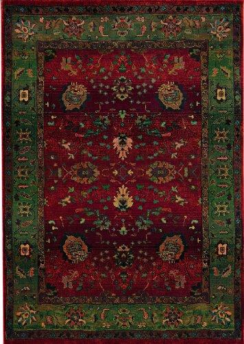 Oriental Weavers Kharma 807C4 Area Rug, 6'7 x 9'1
