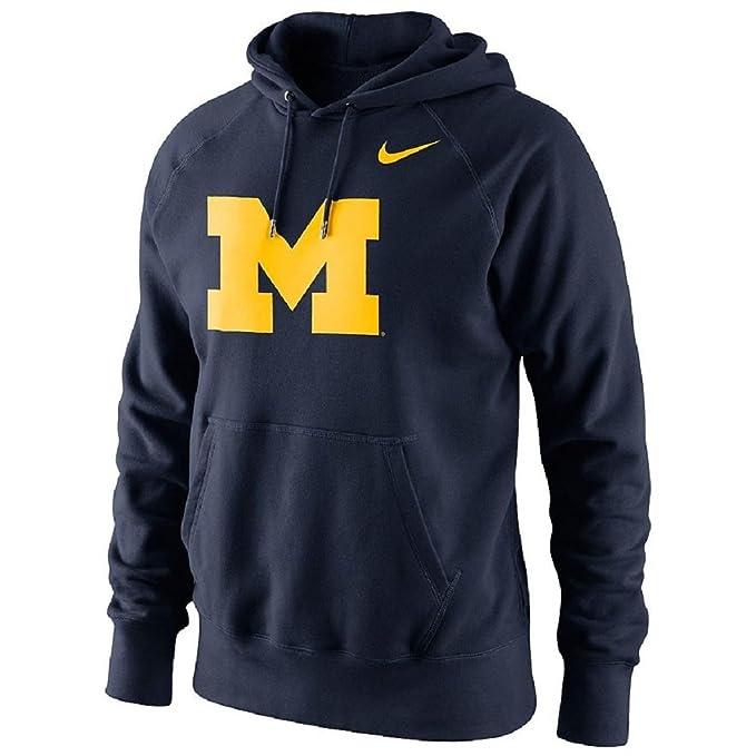 Nike Michigan Wolverines - Sudadera con capucha para hombre: Amazon.es: Ropa y accesorios