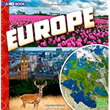 Europe: A 4d Book;First Facts: Investigating Continents