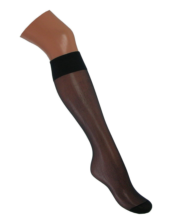 ONE SIZE 15 Denier Knee Highs BRAND NEW Ladies Knee High Tights