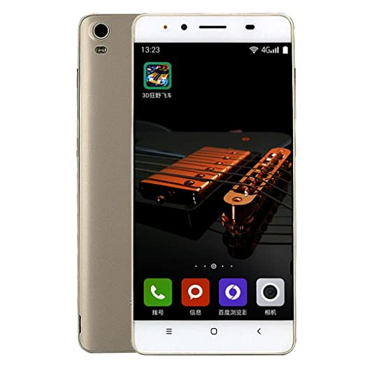 "Teléfono Inteligente Xinan Smartphone 5 ""Ultrathin Android4.4 Octa-Core 4G +"