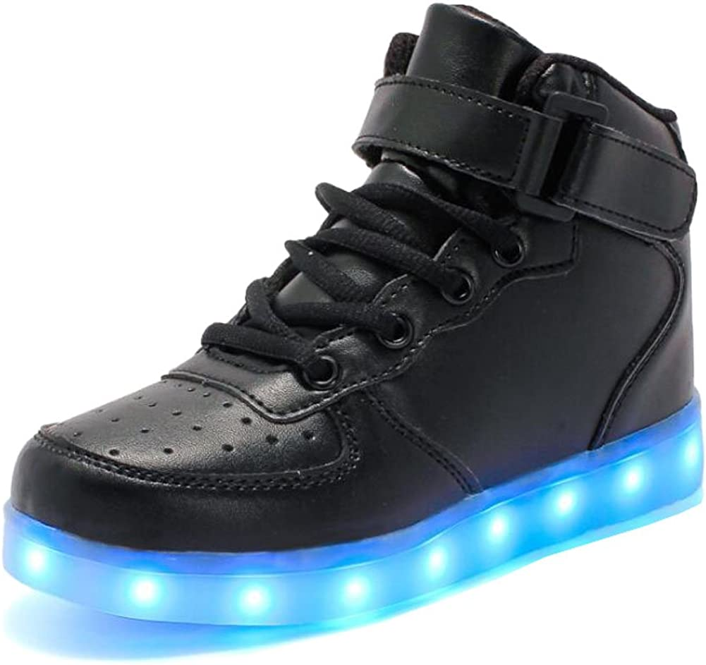 Rojeam Kids Lights Shoes Boy and Girl