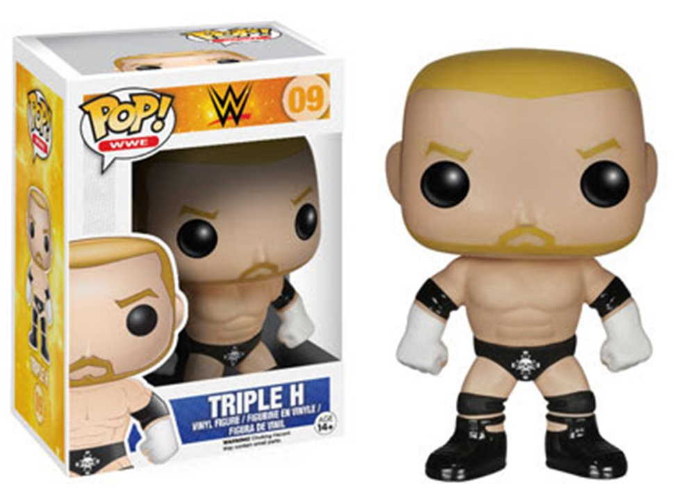 Funko 3925 POP! Vinylfigur: WWE: WWE: WWE: Triple H b8d90d