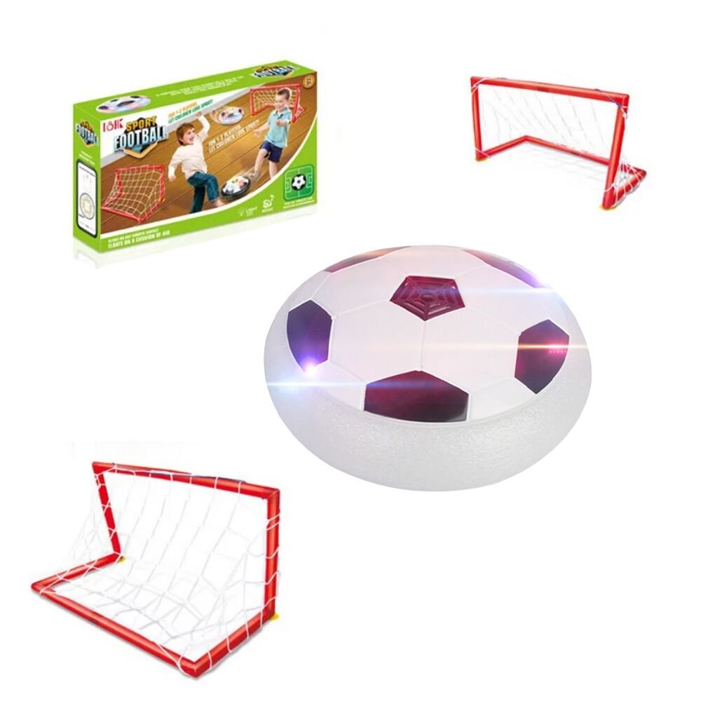 GZCy点滅Hover Ball with Music B07D4NK2WB white ball with gates