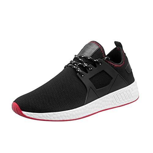 c2e8587f6d1e5 Mevoit Men's Running Shoes Fashion Breathable Sneakers Mesh Soft Sole  Casual Athletic Lightweight Walking Footwear