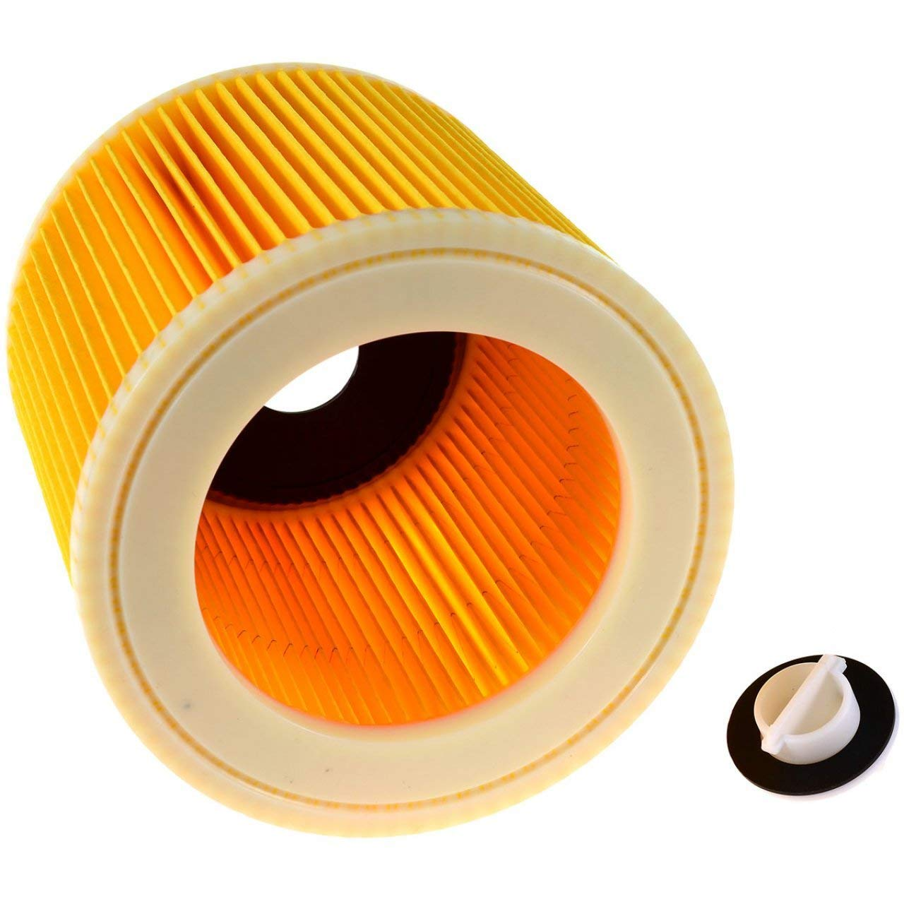 akku-net Ersatz-Patronenfilter f/ür K/ärcher A 2101
