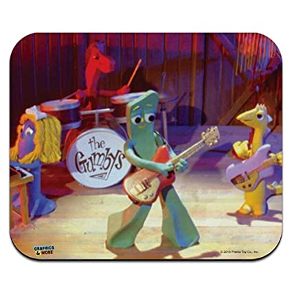 The Gums Gum Friends Rock and Roll Band - Alfombrilla para ...