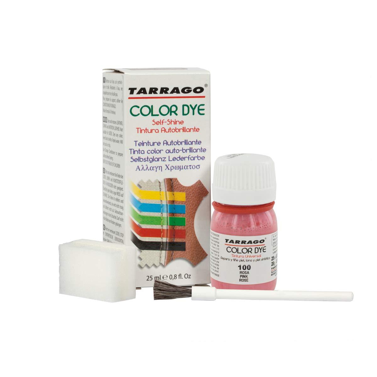 Teñir y cambiar el color del cuero con Tarrago Color Dye