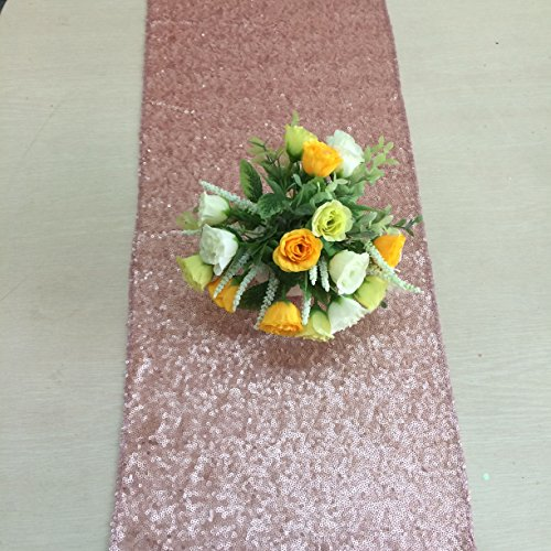TRLYC 13 120 Sequin Tablecloth