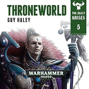 Throneworld: Warhammer 40,000 Hörbuch