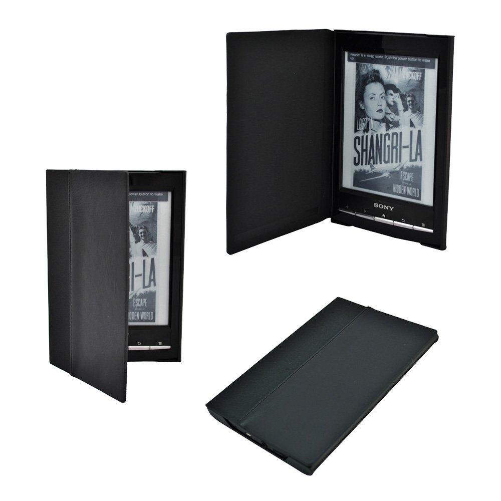 Premium Ultra Delgado Funda de Cuero para Sony Reader PRS-T2 PRS ...
