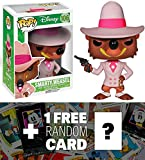 Smarty Weasel: Funko POP! x Disney Who Framed Roger Rabbit Vinyl Figure + 1 FREE Classic Disney Trading Card Bundle [35525]