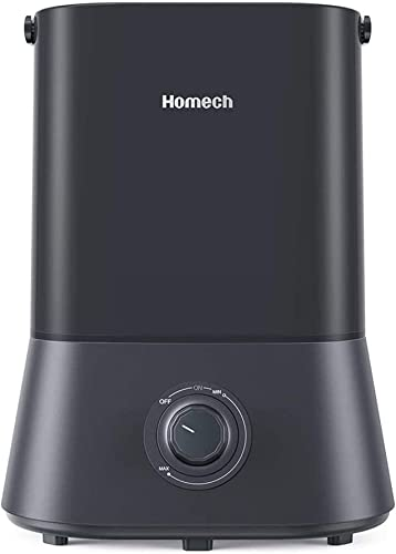 Quiet Ultrasonic Cool Mist Humidifier for Bedroom [Homech] Picture