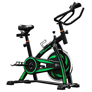 203fc6aff80 LIFE CARVER BTM Indoor Cycling Exercise Bike Spin Bike Studio Cycles  Exercise Machines (green)