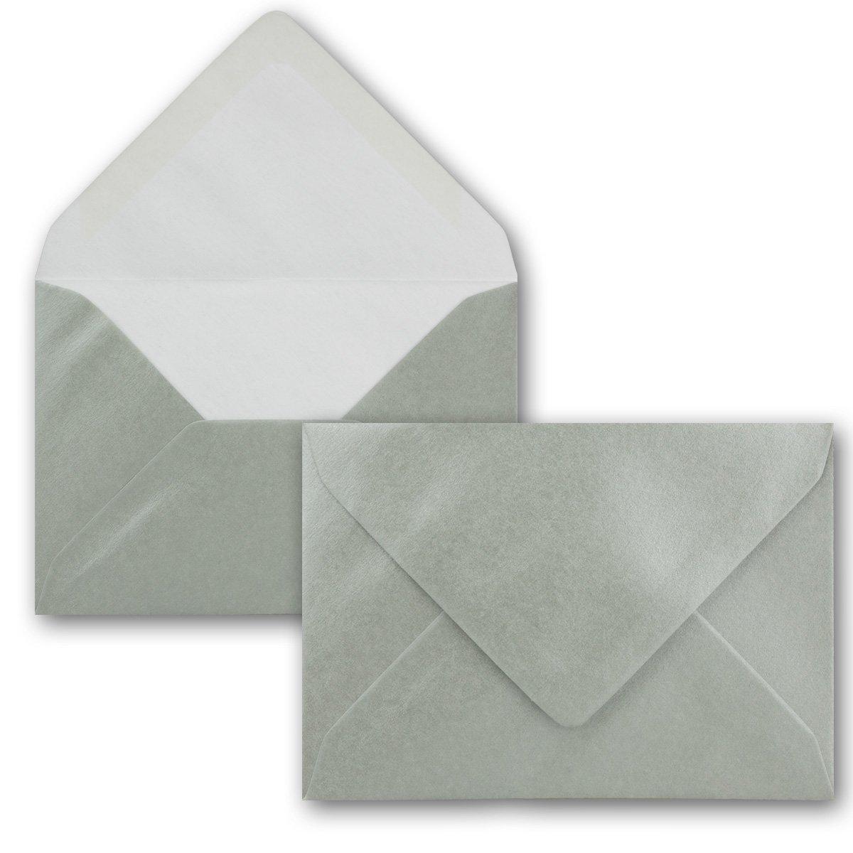 200x Stück Karte-Umschlag-Set Einzel-Karten Din A7 10,5x7,3 cm 240 240 240 g m² Dunkelgrün mit Brief-Umschlägen C7 Nassklebung ideale Geschenkanhänger B07MSCWRF9 | Deutschland  59b667