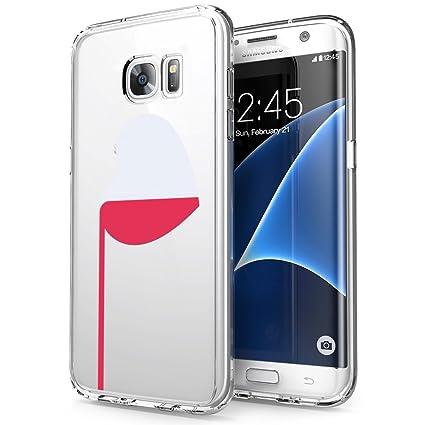 Amazon.com: Personalizado Voyage funda para Samsung Galaxy ...