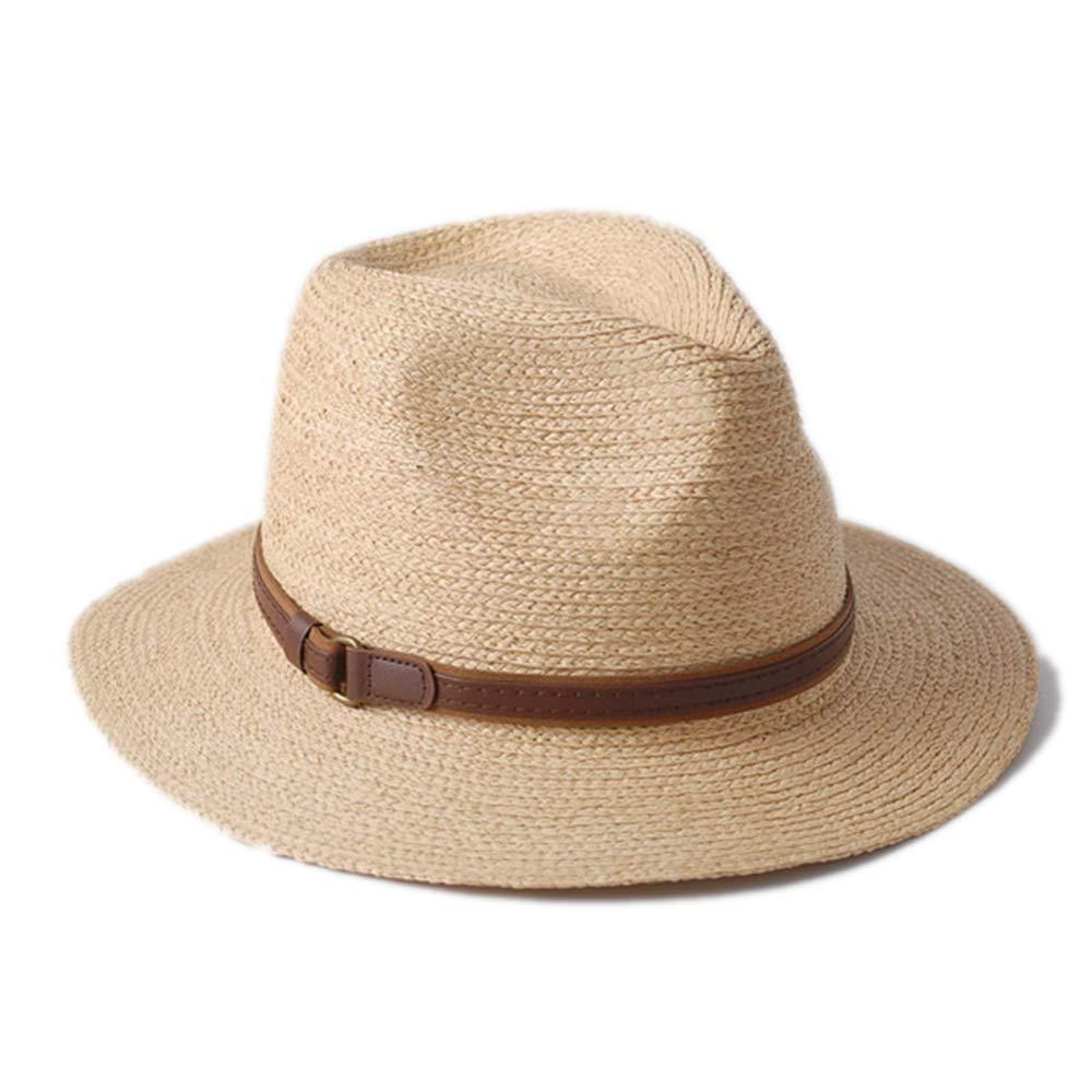 TESITE Cappello da Sole Sunscreen Cappello Stile Jazz retrò (colore Principale)