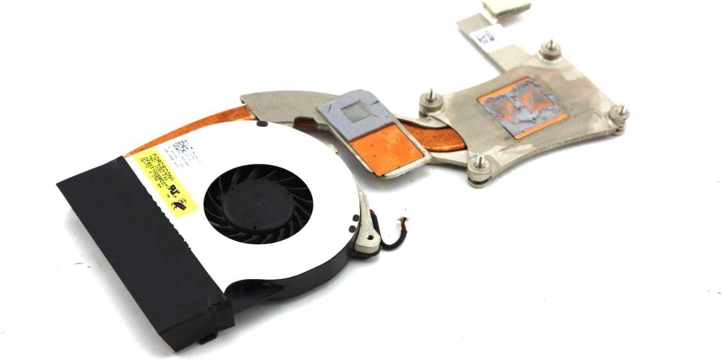 Dell Genuine Latitude E6410 Laptop CPU Fan Cooling Heatsink 0KTPRC KTPRC 04H1RR 4H1RR
